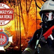 Świętokrzyski strażak roku